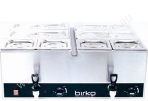 Birko 1110103 Bain Marie Tap & Vents Single no Pans