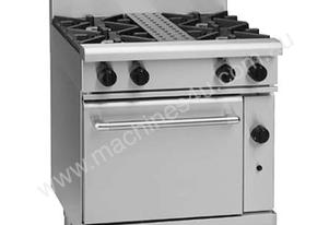 Waldorf 800 Series RN8510G - 750mm Gas Range Static Oven