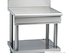 900mm Bench top - leg stand model