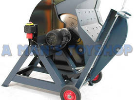 WOOD SPLITTER 700MM BLADE ELECTRIC