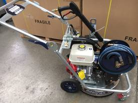 Duel Petrol Pressure washer 4000PSI