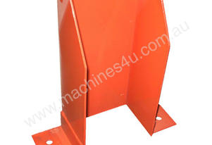 PALLET RACK LEG PROTECTOR 4 BOLT MOUNTED