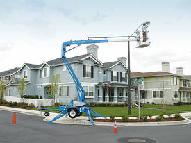 GENIE TZ 34/20 Trailer-Mounted Platform - picture0' - Click to enlarge