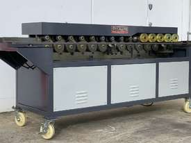 HVAC TDF-TDC Flanging Machine - 35mm Type - picture0' - Click to enlarge