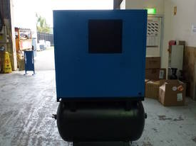 ABAC Spinn 7.5 Rotary Screw Compressor - picture4' - Click to enlarge