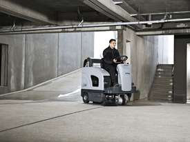 Nilfisk SW4000 Ride On Sweeper in Battery or LPG - picture4' - Click to enlarge