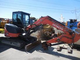 HITACHI ZX50U-3F EXCAVATOR - picture0' - Click to enlarge