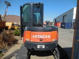 HITACHI ZX50U-3F EXCAVATOR - picture3' - Click to enlarge