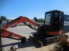HITACHI ZX50U-3F EXCAVATOR - picture5' - Click to enlarge
