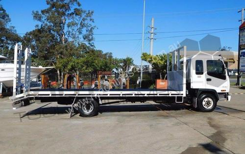 FRR500 Beavertail Truck #2223 Only 420005 km