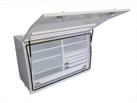 Field Service Tool box Steel 5 draw  MSV1750SF - picture0' - Click to enlarge