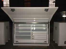 Field Service Tool box Steel 5 draw  MSV1750SF - picture1' - Click to enlarge