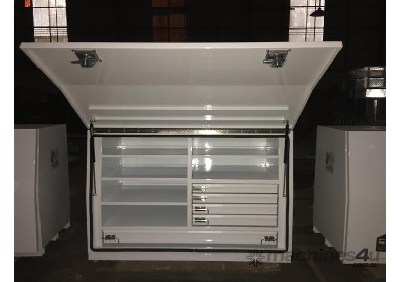 Field Service Tool box Steel 5 draw  MSV1750SF