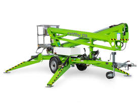 Nifty 170 17.1m Trailer Mount - maximum reach with stability and control - picture0' - Click to enlarge