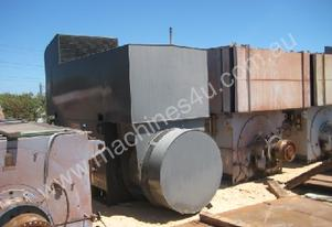 1900kw 4 Pole 6600v Teco AC Electric Motor