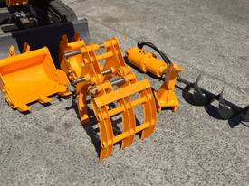 Mini Excavator ME850 with Buckets Ripper Post - picture6' - Click to enlarge