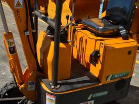 Mini Excavator ME850 with Buckets Ripper Post - picture8' - Click to enlarge