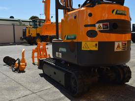Mini Excavator ME850 with Buckets Ripper Post - picture12' - Click to enlarge