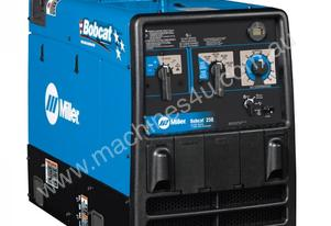 Miller Bobcat 250 (Petrol) Engine Driven Welder