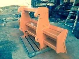 BULLDOZER BLADE NEW ELITE HEAVY DUTY - picture0' - Click to enlarge