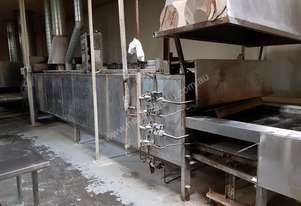 LEONDA Gas fired tunnel oven