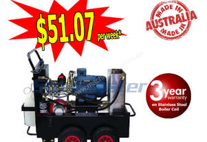 Electric Hot Water Pressure Washer 3650PSI 1525F