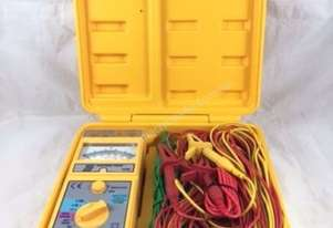 TopTronic T2075 Earth Resistance Tester Measuremen