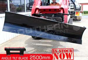 2500mm 6 Way Angle Tilting Dozer Blade Suit BOBCAT