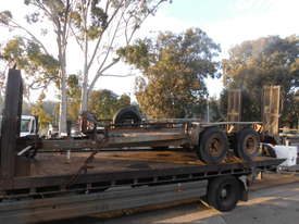 7ton ATM galvernised plant trailer  - picture1' - Click to enlarge