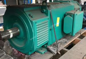 75 kw Leroy Somer DC electric motor