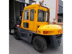 7000KG DIESEL FORKLIFT - picture2' - Click to enlarge