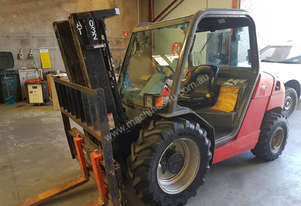 2004 Manitou MH25-4T Diesel All Terrain Buggy