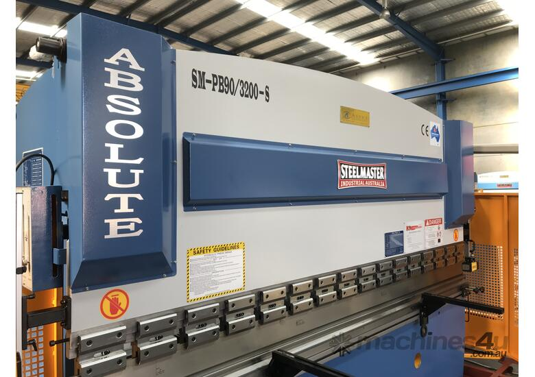 Best Featured NC Pressbrake on the Market For The $$