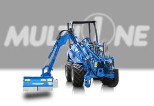 Multione   side flail mower
