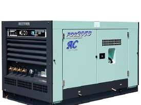 AIRMAN PDS265SC-5B2 Portable 265cfm Diesel Air Compressor w/ Aftercooler - picture12' - Click to enlarge