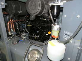 AIRMAN PDS265SC-5B2 Portable 265cfm Diesel Air Compressor w/ Aftercooler - picture7' - Click to enlarge