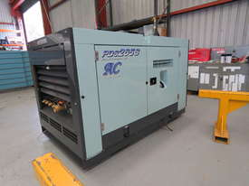 AIRMAN PDS265SC-5B2 Portable 265cfm Diesel Air Compressor w/ Aftercooler - picture2' - Click to enlarge