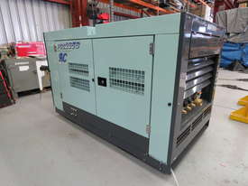 AIRMAN PDS265SC-5B2 Portable 265cfm Diesel Air Compressor w/ Aftercooler - picture4' - Click to enlarge