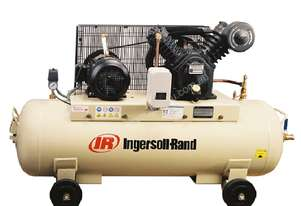 Ingersoll Rand 2475C7/12: 7.5hp 21.5cfm 12Bar Reciprocating Air Compressor with 230L Tank