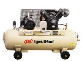 Ingersoll Rand 2475C7/8: 7.5hp 21.5cfm 12Bar Reciprocating Air Compressor with 230L Tank - picture0' - Click to enlarge
