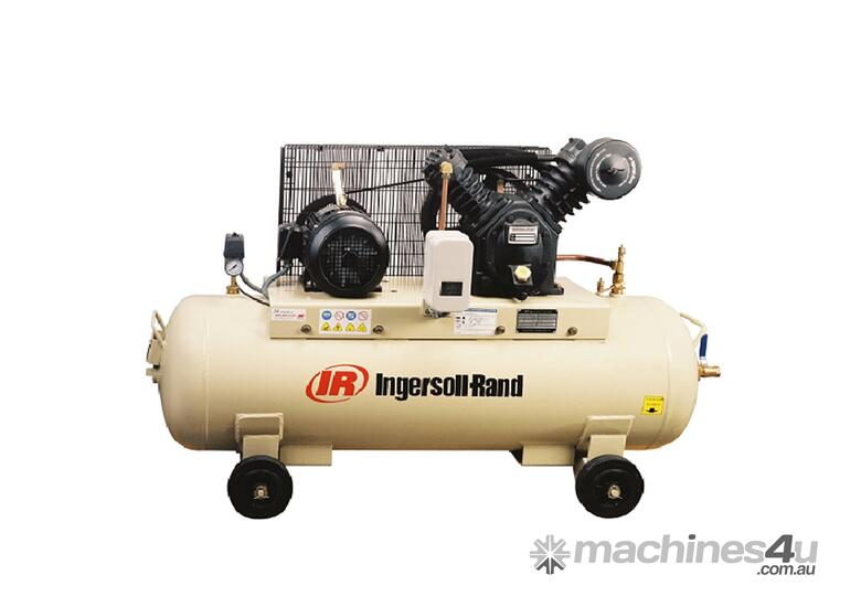 Ingersoll Rand 2475C7/8: 7.5hp 21.5cfm 12Bar Reciprocating Air Compressor with 230L Tank