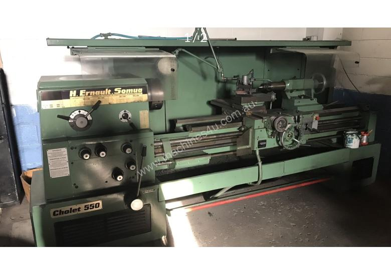 Lathe in excellent condition