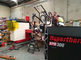 Farley TRUEDGE 2 XPR Plasma Machine - picture9' - Click to enlarge