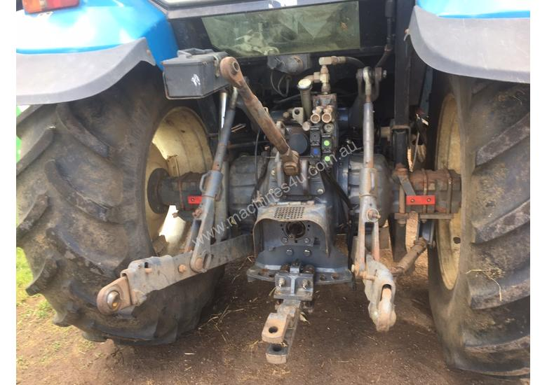 Used 2000 New Holland TS100 Tractors in , - Listed on Machines4u