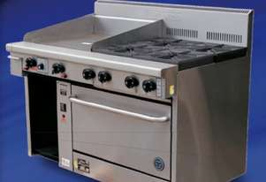 Goldstein PF Double Oven Gas Range