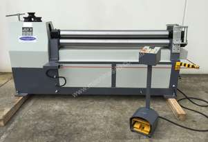 SM-MCR1604, 1600mm x 4mm Motorized Metalworking Digital Top Roll Read Out