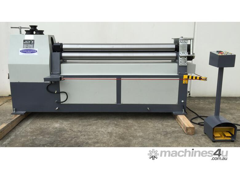 SM-MCR1604, 1600mm x 4mm Motorized Metalworking