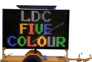 Ldc Equipment COLOUR VMS BOARDS