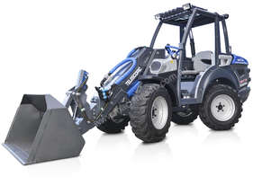 Multione 12 Series 4 wheel steer loader