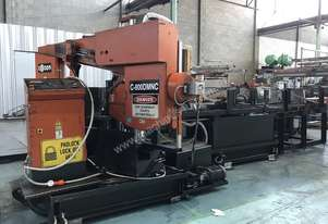Cosen C 800DMNC Bandsaw Large 800 x 400mm RHS & 500Ø Metal Cutting Capacity